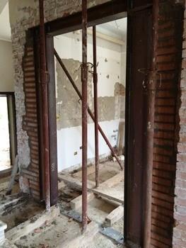Interventi sulle strutture degli edifici esistenti 3 tipologie permesse dalle norme tecniche - Apertura porta su muro portante ...