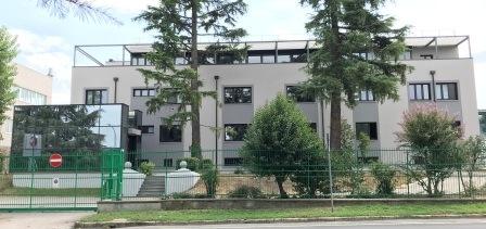 Ristrutturazione edificio via Nazionale 99 Pianoro_prospetto