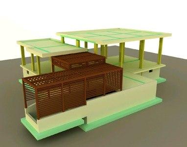 modello nuova struttura cemento armato