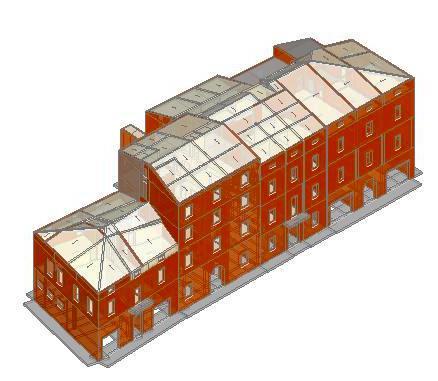 modello edifici esistenti