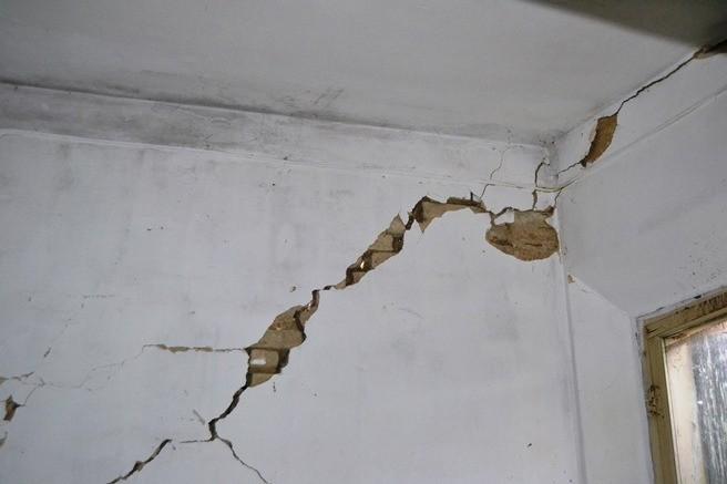 crepa da terremoto