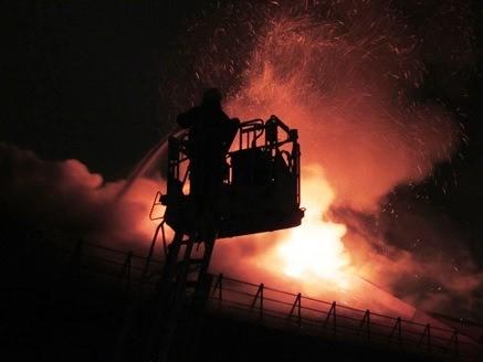 incendio autorimesse