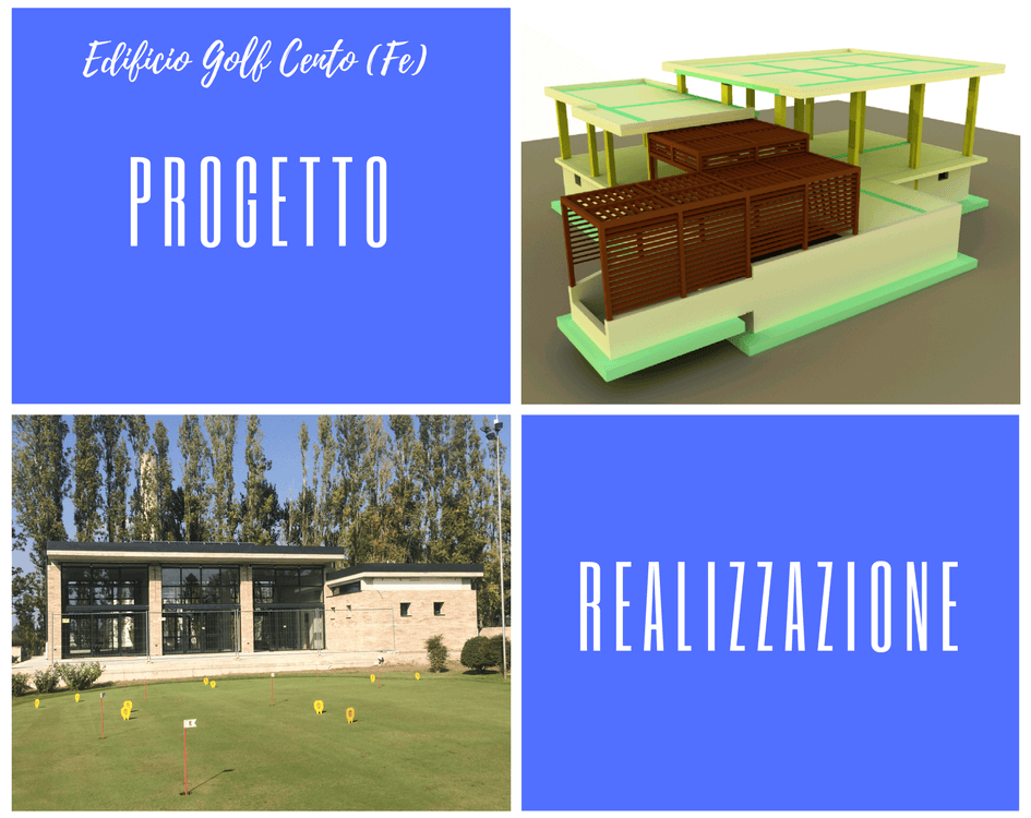 Nuovo edificio Golf Cento
