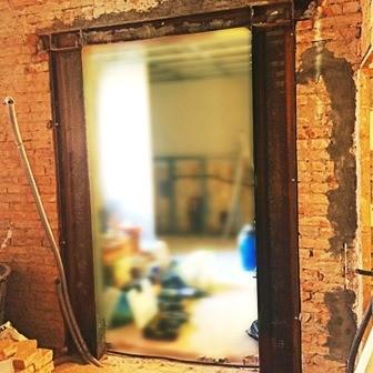 Cerchiatura Per Aprire Una Nuova Porta In Un Muro Portante