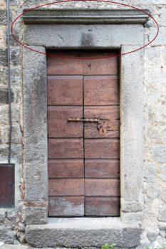 architrave porta