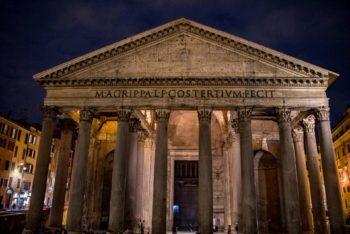 calcestruzzo romano
