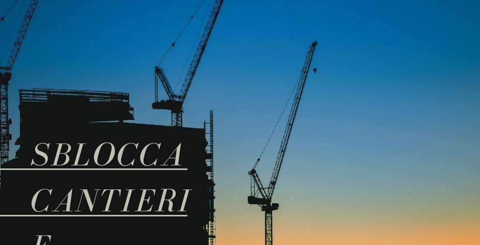 Sblocca cantieri e IPRIPI Emilia Romagna